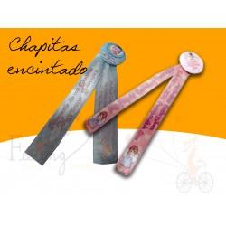 Chapita encintado 32mm 1.5