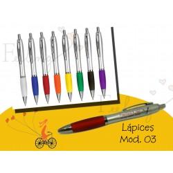 bolígrafo modelo 3
