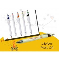 Bolígrafo  mod 4