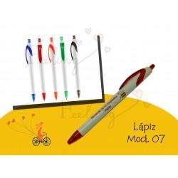 bolígrafo modelo 7