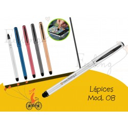 bolígrafo roller pen mod 8