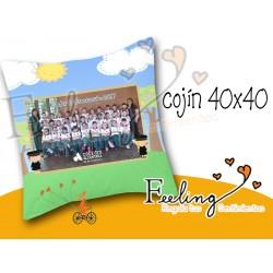 cojin 40x40 1 foto con diseño