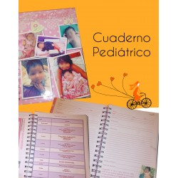 cuaderno pediatrico